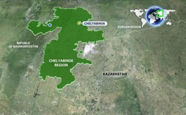 Rusya'da düşen meteordan arda kalan görüntüler - Page 2