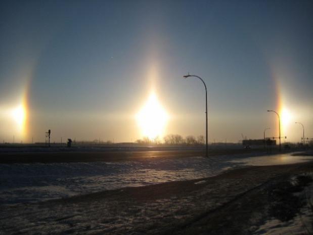 Rusya'da görülen 3 Güneş korkuttu - Page 2