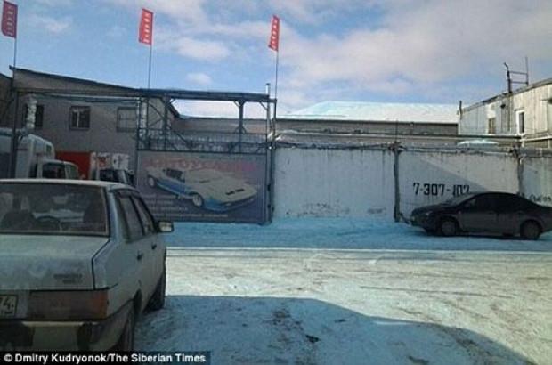 Rusya'da 'mavi kar' görenleri şaşırttı - Page 3