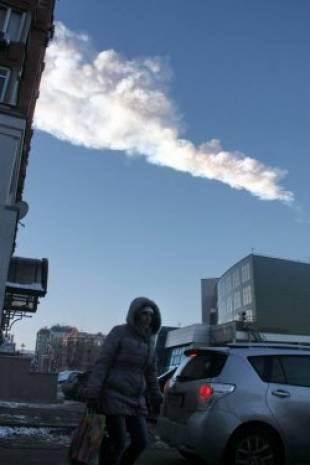 Rusya'da meteor yağmuru deprem etkisi bıraktı - Page 1