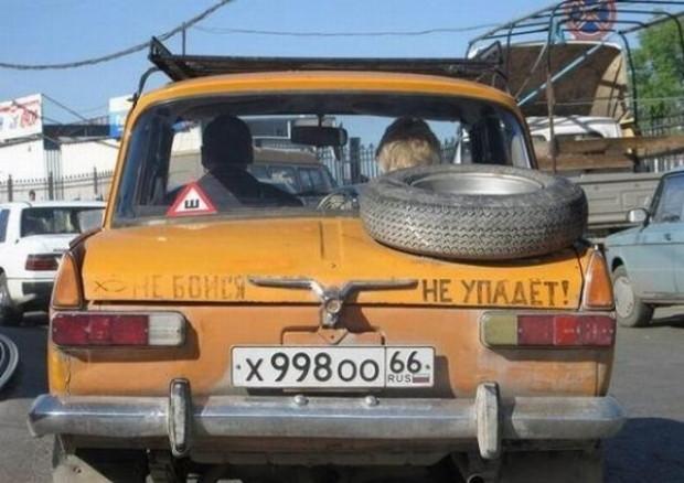 Rusya'dan ilginç otomobiller - Page 1