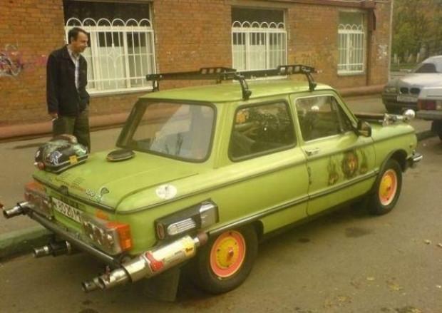 Rusya'dan ilginç otomobiller - Page 3