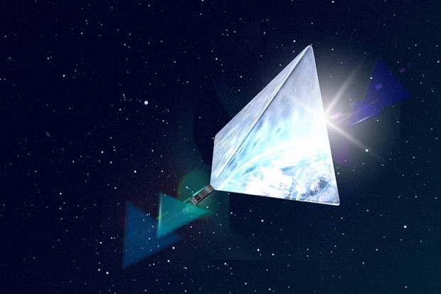 Rusya'nın yapay yıldızı yörüngeye gönderildi! - Page 1