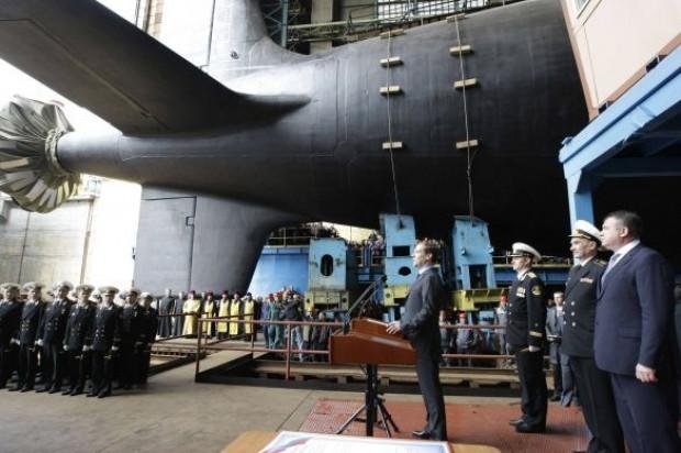 Rusya'nın yeni nükleer denizaltısı Severodvinsk - Page 2
