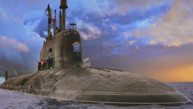 Rusya'nın yeni nükleer denizaltısı Severodvinsk - Page 4
