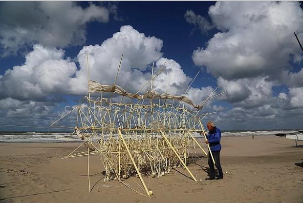 Rüzgarda yürüyen mühendislik harikaları - Page 1