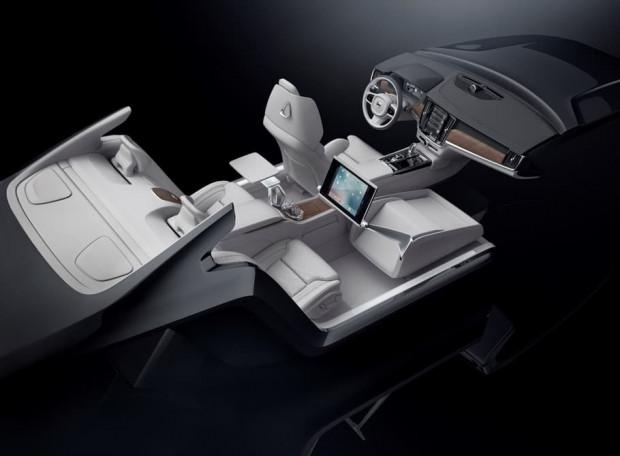 S90 Lounge Konsolu Pekin Otomobil Fuarı'nda göründü - Page 2