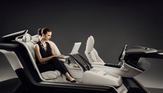 S90 Lounge Konsolu Pekin Otomobil Fuarı'nda göründü - Page 3