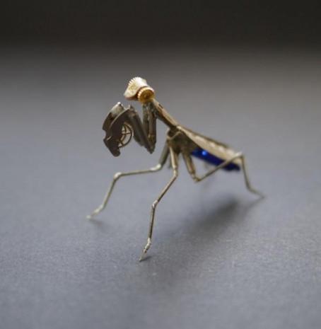 Saatten mekanik böcek - Page 3
