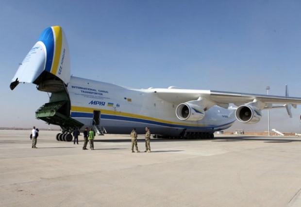 Sadece 1 adet üretilen en büyük kargo uçağı! - Page 1