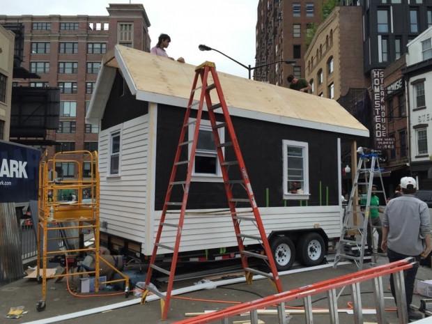 Sadece 3 günde inşa edilen minik ev - Page 4