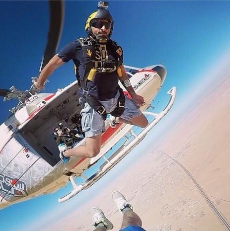 Bir günlüğüne de olsa hayatını yaşamak isteyeceğiniz Dubai prensinin sıradan yaşamından 35 kare - Page 2