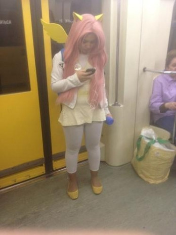 Sadece Moskova metrosunda çekilebilecek 30 fotoğraf! - Page 3