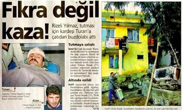 Sadece Türkiye'de gerçek olabilecek fıkra gibi 14 kaza olayı - Page 4