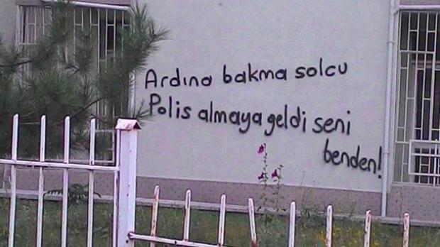 Sadece Türkiye'de göreceğiniz duvar yazıları! - Page 2