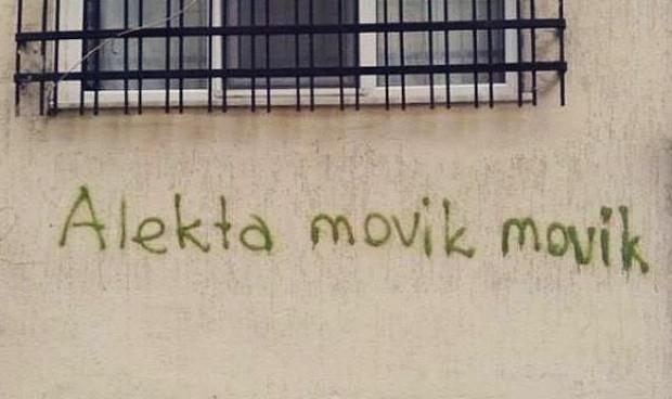 Sadece Türkiye'de göreceğiniz duvar yazıları! - Page 4