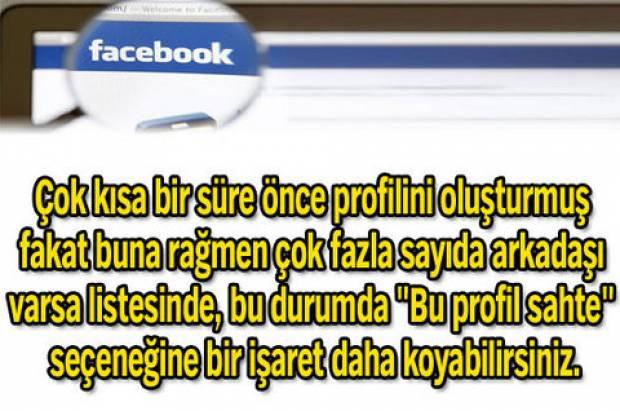 Sahte Facebook profilini nasıl anlarsınız? - Page 4