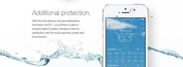 Sahte iOS7 reklamı kullanıcıları çileden çıkardı! - Page 1