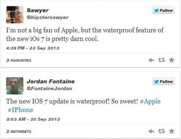 Sahte iOS7 reklamı kullanıcıları çileden çıkardı! - Page 2