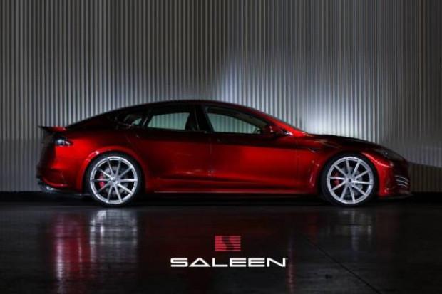 Saleen Tesla Model S basın görselleri - Page 4