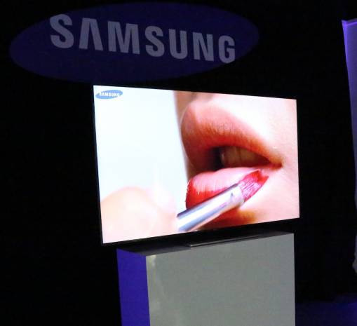 Samsung 75-inç ES9000 HD TV satışa çıkıyor! - Page 1
