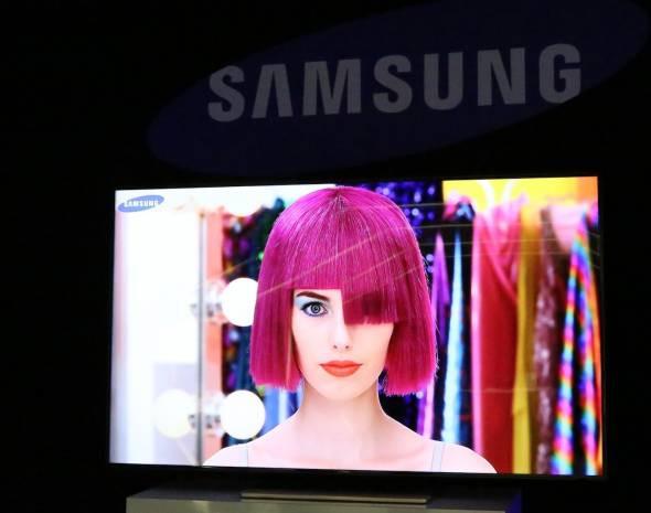 Samsung 75-inç ES9000 HD TV satışa çıkıyor! - Page 2