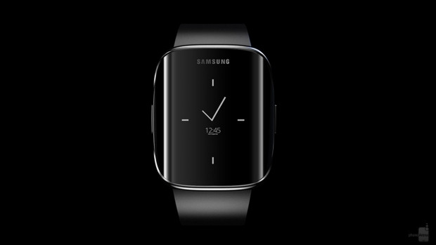 Samsung akıllı saat kavramı - Page 1