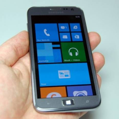 Samsung Ativ S: Android'siz Galaxy S3 testte! - Page 2