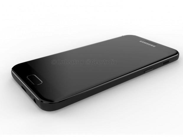 Samsung Galaxy A3 (2017) render görüntüleri sızdı - Page 1