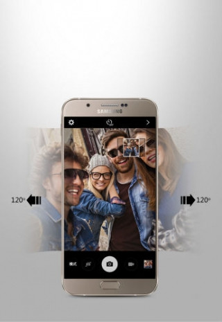 Samsung Galaxy A8'in özellikleri - Page 2