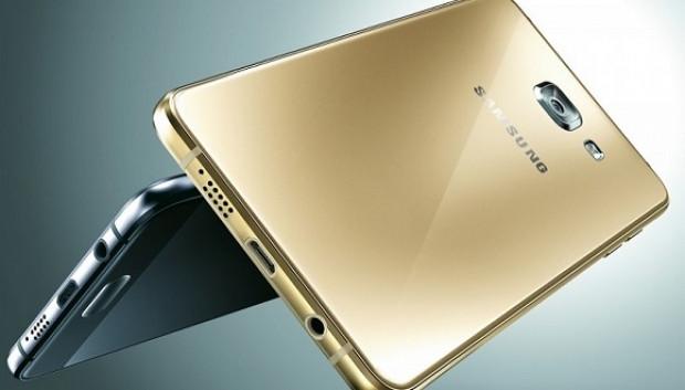 Samsung Galaxy C5 resmi görüntüleri - Page 1