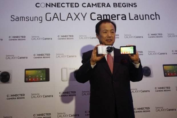 Samsung Galaxy Camera tanıtıldı - Page 2