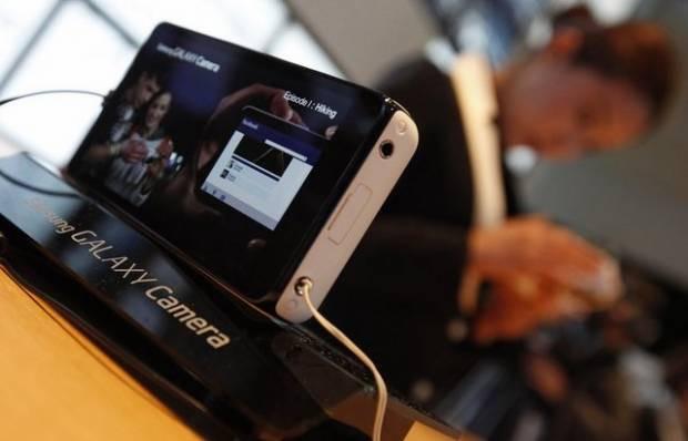 Samsung Galaxy Camera tanıtıldı - Page 3