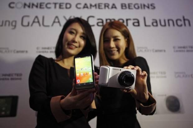 Samsung Galaxy Camera tanıtıldı - Page 4