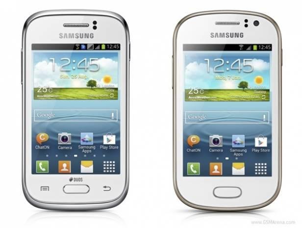 Samsung Galaxy Fame, resmen duyuruldu - Page 3