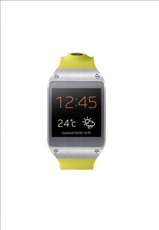 Samsung Galaxy Gear'ın özellikleri - Page 2