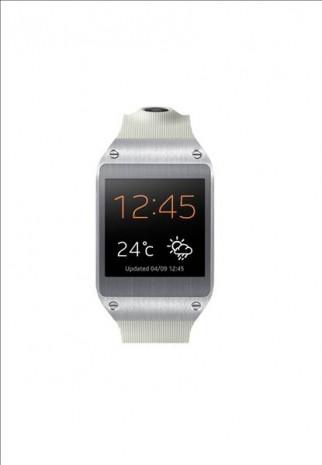 Samsung Galaxy Gear'ın özellikleri - Page 4