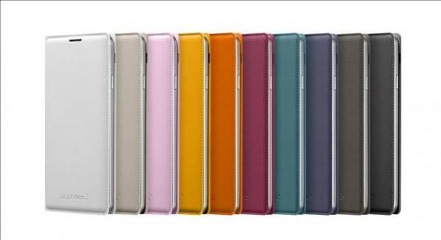 Samsung Galaxy Note 3'ün bütün özellikleri - Page 1