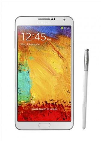 Samsung Galaxy Note 3'ün bütün özellikleri - Page 2