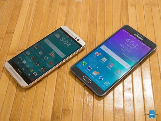 Samsung Galaxy Note 4 HTC One M9  hız testi - Page 2