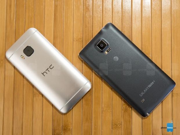 Samsung Galaxy Note 4 HTC One M9  hız testi - Page 4