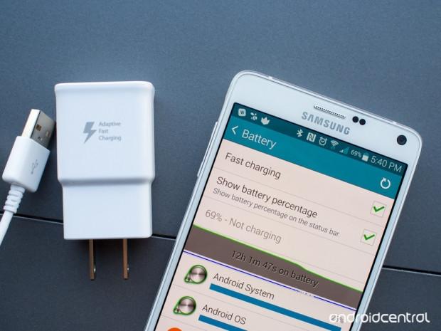 Samsung Galaxy Notepil ömrünü uzatmak için ipucular - Page 4