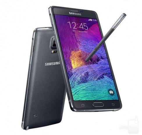 Samsung Galaxy Note 4 renk seçenekleri! - Page 1