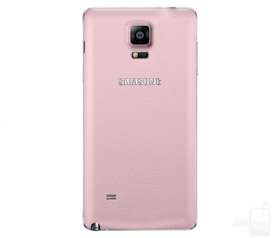 Samsung Galaxy Note 4 renk seçenekleri! - Page 4