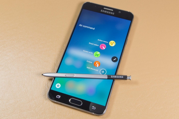 Samsung Galaxy Note 5 incelemesi - Page 3