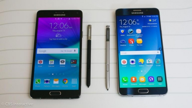Samsung Galaxy Note 5 incelemesi - Page 4
