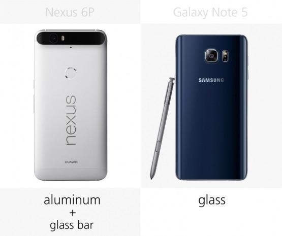 Samsung Galaxy Note 5 ve Nexus 6P karşılaştırma - Page 1