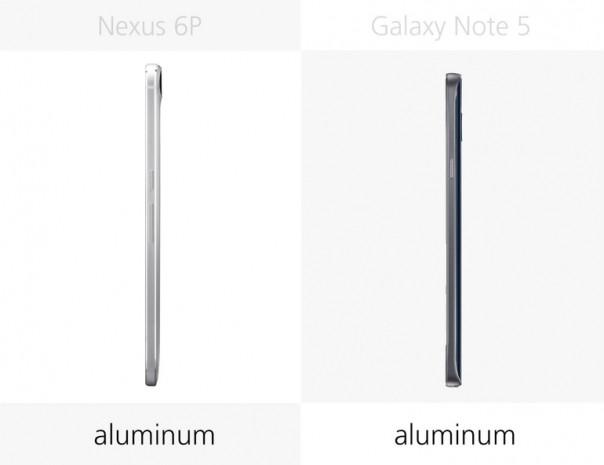 Samsung Galaxy Note 5 ve Nexus 6P karşılaştırma - Page 2