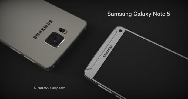 Galaxy Note 5'in mükemmel konsepti - Page 2