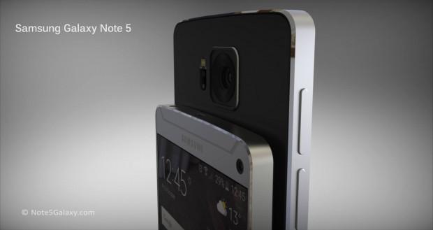 Galaxy Note 5'in mükemmel konsepti - Page 4